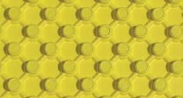 systémová izolační deska s ochran.fólií a výstupky Stirofloor®