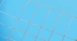 el. svařovaná zinkovaná kari síť (oka 50 x 50 mm x 2 mm drát)