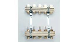 rozdělovač pro podlahové vytápění přívod G1