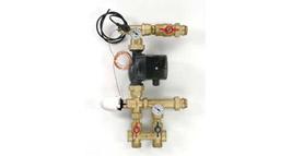 termostatická směšovací jednotka