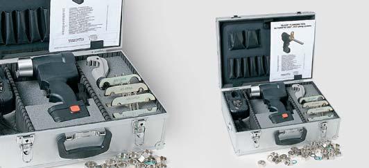 montážní kufr AKU 60DB