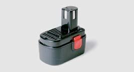 náhradní akumulátor pro lis BLACK