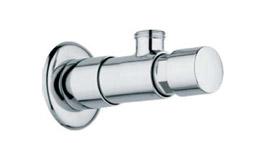 možnost použití art. MCM.9004 pro pisoár, při otočení pro sprchu