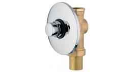 vestavný časový splachovací ventil pro WC, prac. tlak 0,05-0,3 MPa