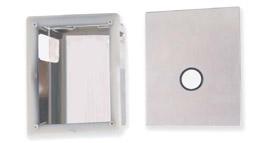 nerezový box pro splachovací ventil (art. 9455)