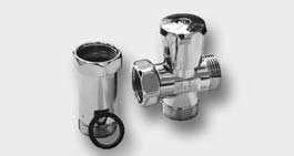 Mezikus s ventilem pro pračku