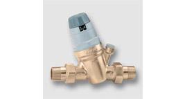 redukční ventil bez manometru, možnost připojení manometru 1/4''