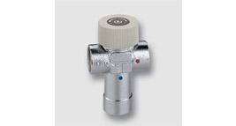 termostatický směšovací ventil, regulovatelný