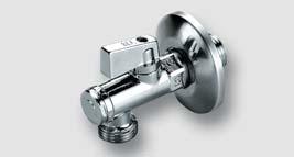 kulový rohový ventil s filtrem TIEMME