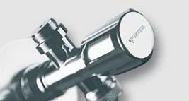 venkovní nezámrzný ventil POLAR Set COMFORT zkracovatelný