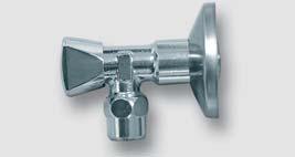 "rohový ventil 1/2"" x 10"