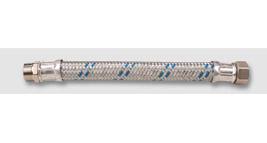 antivibrační hadice na studenou vodu PN 10 / Š 3/4'' x M 3/4''