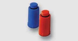 instalatérská zátka (plastový závit)