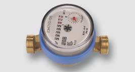 bytový vodoměr B-METERS GSD - EUR8 - A1, 30°C